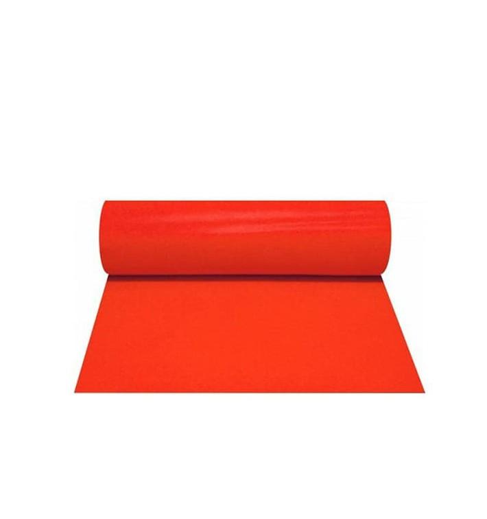 Toalha Não Tecido 40x100cm Vermelho 50g (500 Uds)