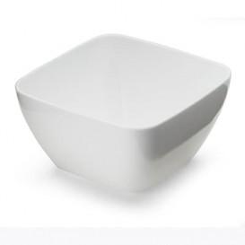 Tigela Degustação de Plástico Branco 5x5x3cm 75ml (200 Uds)
