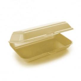 Embalagem Foam LunchBox 185x135x75mm (125 Uds)