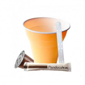 PACK Nespresso* Compatível: Capsulas Intenso+ Suprem e acessórios