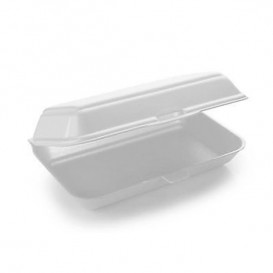Embalagem Foam LunchBox 240x133x75mm (500 Uds)