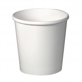 Terrina de Cartão de Sopa 16 Oz Branco (25 Unidades)