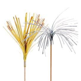 Palitos de Festa Palmeira 15cm (144 Uds)