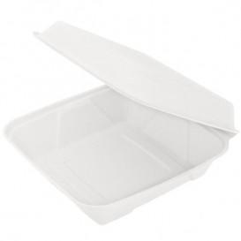 Embalagem PortaMenus Bio Cana-de-açúcar 232x238x85mm (50 Uds)