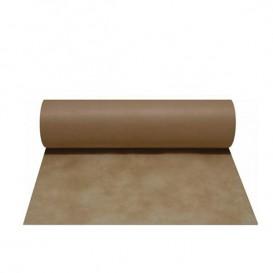 Toalha em Rolo Não Tecido 0,4x48m 50g Creme (6 Ud)