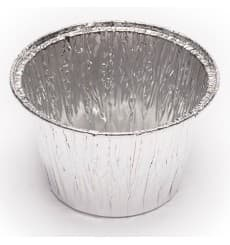 Embalagem Aluminio Pudim ou Flan 127 ml (4500 Uds)