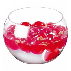 Tigela Degustação Esfero Grande Trans. 150 ml (100 Uds)