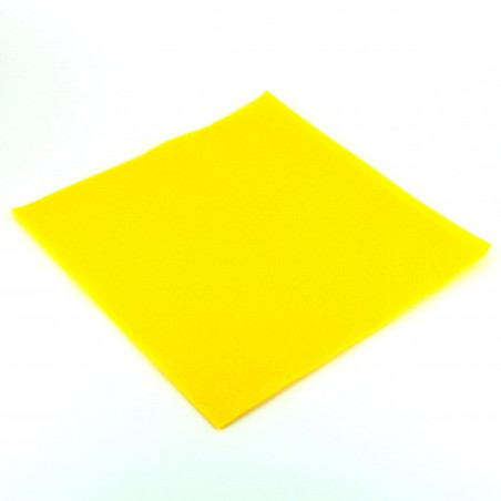 Guardanapos de Papel 40x40cm Amarelo (50 Unidades)