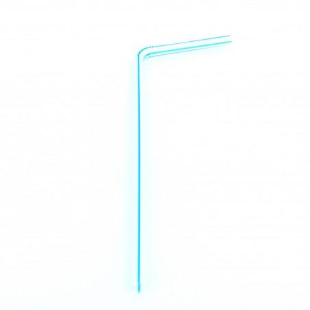 Palhinha Flexíveis para Bebidas Ø5mm 24cm (50 Uds)