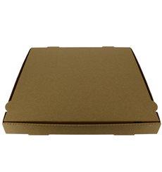 Caixa Cartão Kraft 33x33x3,5 cm (100 Unidades)