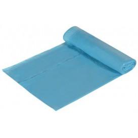 Sacos para Lixo Rolo Fecho Fácil 55x55cm 30 Litros (15 Uds)