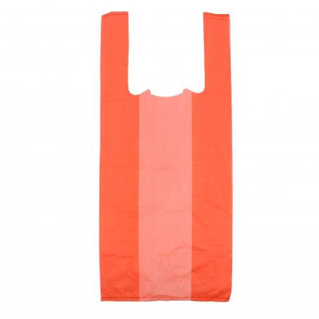 Saco Plastico Alça Vermelho 35x50cm (1000 Unidades)