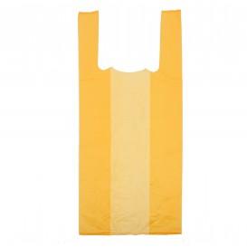 Saco Plastico Alça Laranja 35x50cm (5000 Unidades)