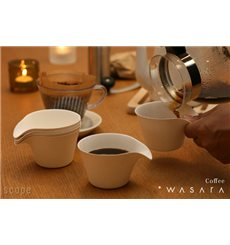Copo Coffee Cup Wasara Biodegradável 150 ml (200 Unidades)