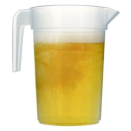 Jarro de Plástico PP 1.000 ml (60 Unidades)
