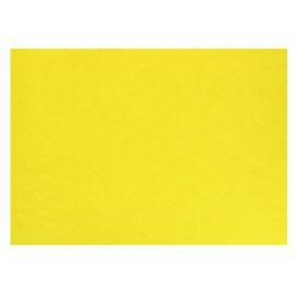 Toalhete Papel Mesa 300x400mm Amarelo 40g (1.000 Uds)