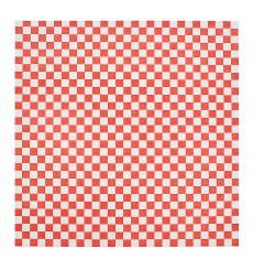 Papel Anti-Gordura Vermelho 28x33 cm (4000 Unidades)