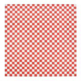 Papel Anti-Gordura Vermelho 31x38cm (4000 Unidades)