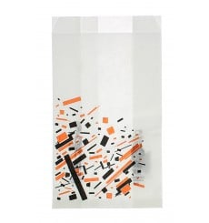 Saco de Papel Antigordura 12+6x20 cm (250 Uds)