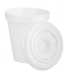 Copo Termico Foam EPS 180ml + Tampa (1.000 Uds)