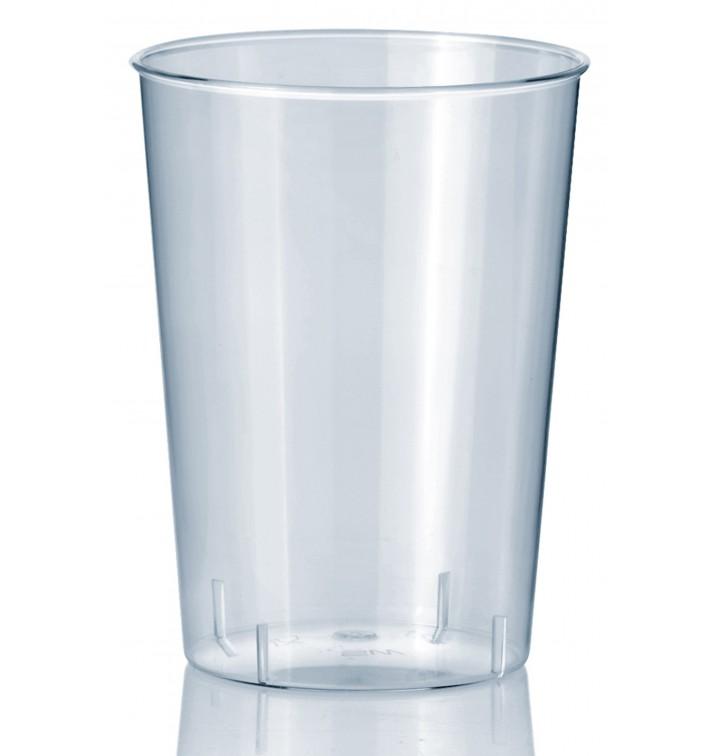 Copo Plastico Cristal Transparente PS 70ml (2.025 Uds)