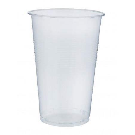 Copo de Plastico Transparente PP 450 ml (80 Unidades)