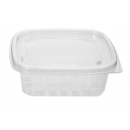 Embalagem Plastico Tampa Bisagra Pet 375ml (70 Uds)