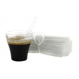 Paletina Individual Cafe 105mm Transparente ( 2.500 Uds)