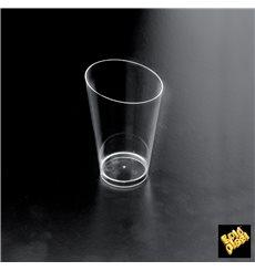 Copo Degustação Conico Alto Transparente 70 ml (25 Unidades)