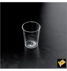 "Copo ""Conical"" Transparent 50 ml (500 Uds)"