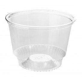 Taça Plastico Gelado Transp. 8oz/240ml (1.000 Uds)
