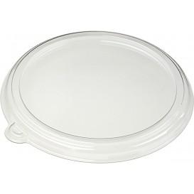 Tampa de Plástico PET para Tigela 500ml Ø15cm (100 Uds)