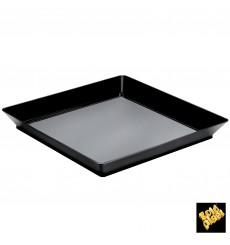 Bandeja Degustação Medium Preto 13x13 cm (192 Uds)