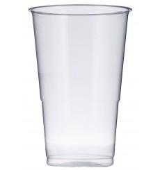 Copo de Plastico Transparente PP 350 ml (50 Unidades)