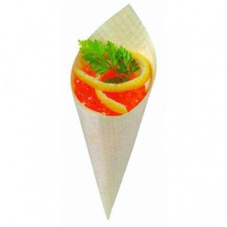 Cone de Folha de Pinho 80mm (100 Uds)