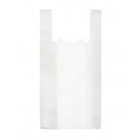 Saco Plastico Alça Branco 25x30cm (4000 Unidades)