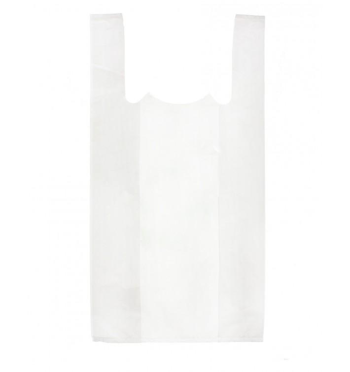 Saco Plastico Alça Branco 30x40cm (3000 Unidades)