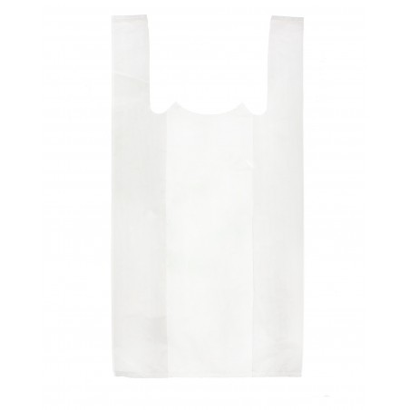 Saco Plastico Alça Branco 30x40cm (6000 Unidades)