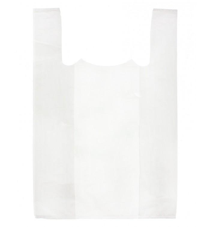 Saco Plastico Alça Branco 50x70cm (1400 Unidades)