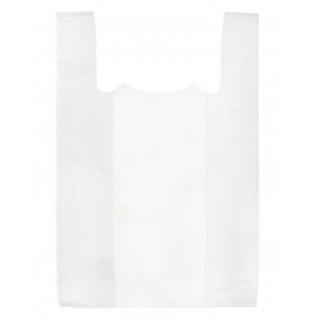Saco Plastico Alça Branco 85x100cm (50 Unidades)