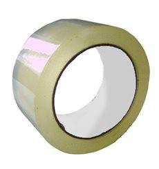 Fita Adesiva PP 4,8cmX132m Transparente (1 Unidad)