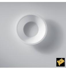 Tigela de Plastico PP Branco 450ml Ø15,5cm (600 Uds)