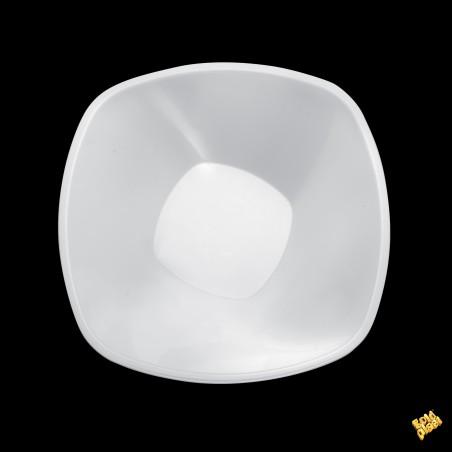 Tigela de Plastico Branco Ø210mm 1250ml (30 Uds)