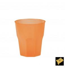 "Copo Plastico ""Frost"" Laranja PP 270ml (420 Uds)"