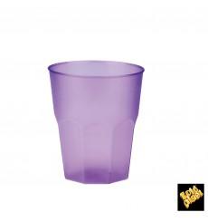 "Copo Plastico ""Frost"" Lilás PP 270ml (20 Uds)"