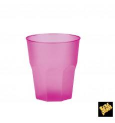 """Copo Plastico """"Frost""""  Fucsia PP 270ml (20 Uds)"""