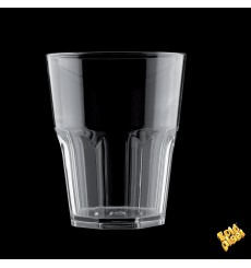 Copo Reutilizáveis SAN Rox Transparente 300ml (120 Uds)