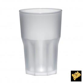 Copo Plastico Transparente PP Ø85mm 400ml (75 Uds)