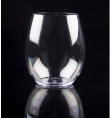 Copo Reutilizáveis Tritan Transparente 390ml (1 Ud)