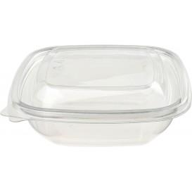Tigela de Plastico Shallow Saladeira PET 1000ml (50 Uds)